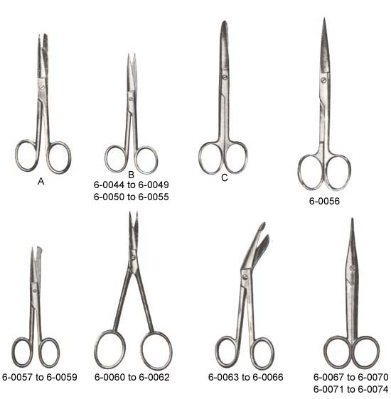 Stille Surgical Instruments Surgical Instruments Scissors